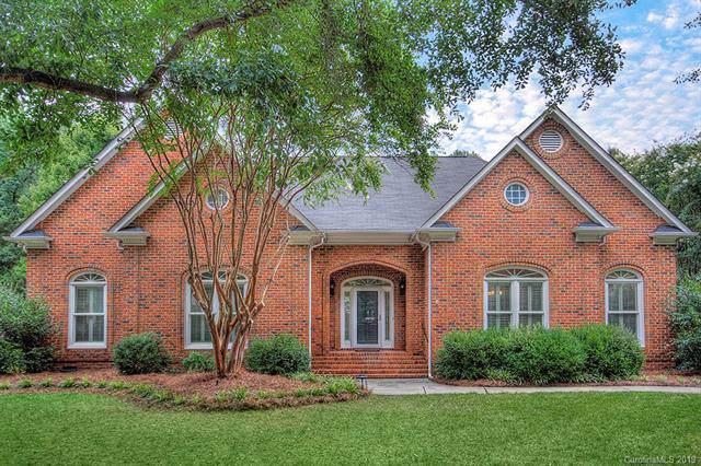 9725 Pallisers Terrace #25, Charlotte, NC 28210 (#3542744) :: BluAxis Realty