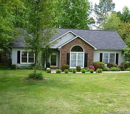 129 Allison Drive, Matthews, NC 28104 (#3542761) :: BluAxis Realty