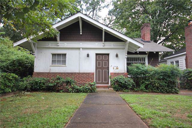 2224 Sarah Marks Avenue, Charlotte, NC 28203 (#3542782) :: Keller Williams Biltmore Village