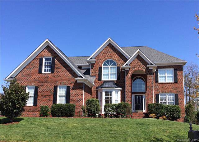 14607 Northgreen Drive, Huntersville, NC 28078 (#3542796) :: Keller Williams Biltmore Village
