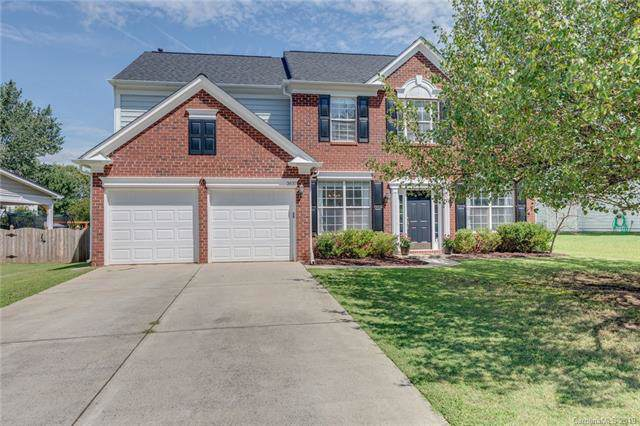 3632 Canfield Hill Court, Charlotte, NC 28270 (#3542866) :: Besecker Homes Team