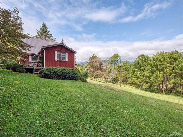 110 Kendor Lane, Waynesville, NC 28786 (#3542902) :: High Performance Real Estate Advisors