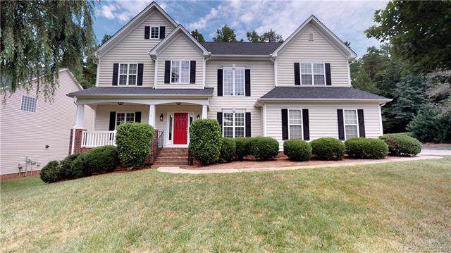 14402 Maclauren Lane, Huntersville, NC 28078 (#3542907) :: Sellstate Select