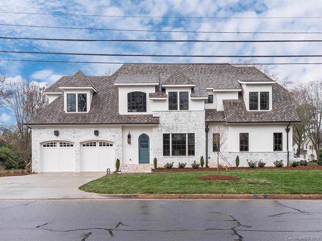 4700 Woodlark Lane 9B, Charlotte, NC 28211 (#3542921) :: LePage Johnson Realty Group, LLC
