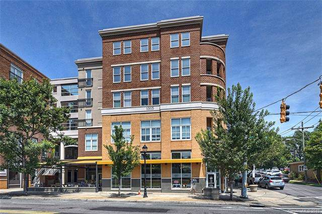 1315 East Boulevard #720, Charlotte, NC 28203 (#3542939) :: BluAxis Realty