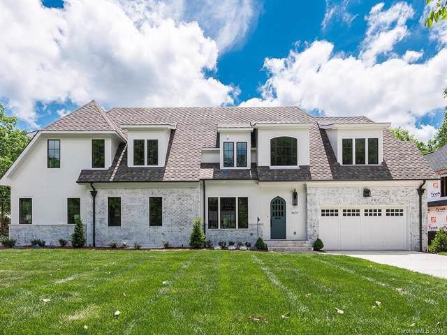 1401 Audubon Road 9A, Charlotte, NC 28211 (#3542942) :: LePage Johnson Realty Group, LLC