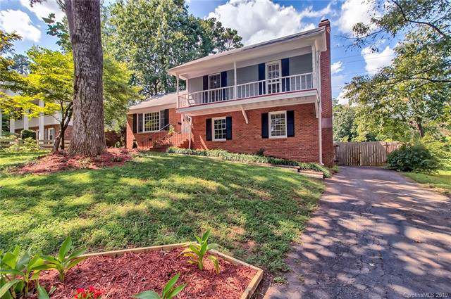 6626 Farmingdale Drive, Charlotte, NC 28212 (#3542965) :: Sellstate Select