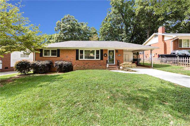 5438 Gwynne Avenue, Charlotte, NC 28205 (#3543012) :: Keller Williams South Park
