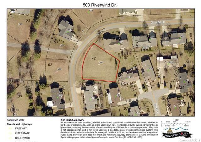 503 Riverwind Drive, Hendersonville, NC 28739 (#3543013) :: Cloninger Properties