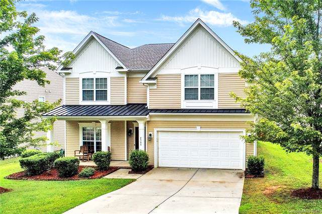 4506 Lawrence Daniel Drive, Matthews, NC 28104 (#3543014) :: Chantel Ray Real Estate