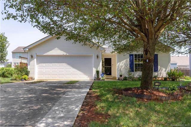 1412 Galesburg Street, Charlotte, NC 28216 (#3543027) :: Rinehart Realty