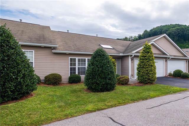 290 Castle Creek Drive, Waynesville, NC 28786 (#3543041) :: Besecker Homes Team