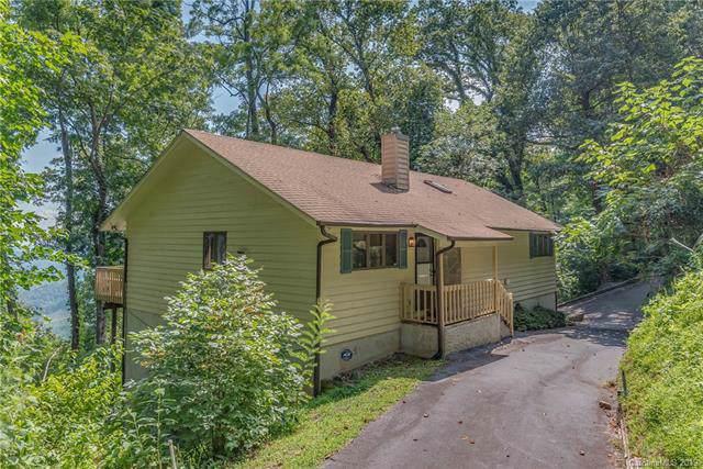 2221 White Oak Mountain Road, Columbus, NC 28722 (#3543077) :: Homes Charlotte