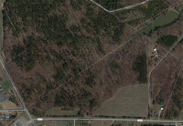 Lot 12 Christopher Road, Iron Station, NC 28080 (#3543183) :: Carlyle Properties