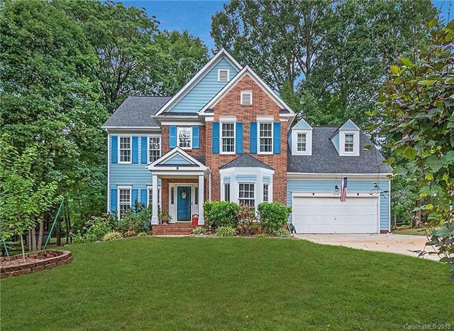 15705 Berryfield Street, Huntersville, NC 28078 (#3543239) :: Sellstate Select