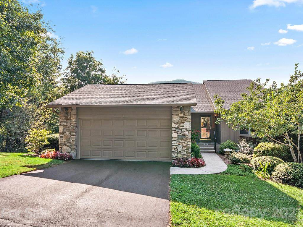 7 Ridgeview Drive, Asheville, NC 28804 (#3543255) :: Keller Williams Professionals
