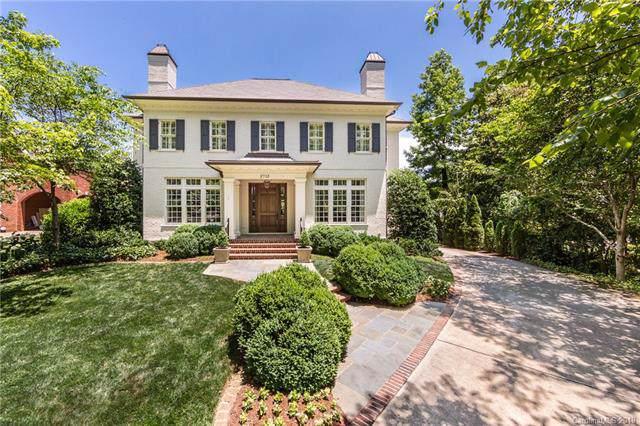 2713 Sherwood Avenue, Charlotte, NC 28207 (#3543286) :: Scarlett Real Estate
