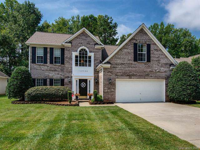 12926 Phillips Road, Matthews, NC 28105 (#3543325) :: MartinGroup Properties