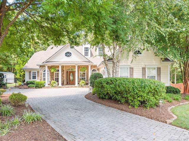 12144 Stone Forest Drive, Pineville, NC 28134 (#3543342) :: Keller Williams Biltmore Village