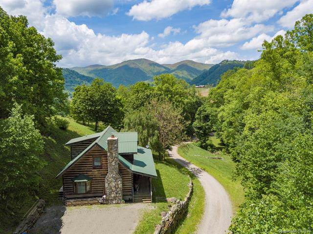 176 Dirty Britches Drive, Maggie Valley, NC 28751 (#3543348) :: Sellstate Select