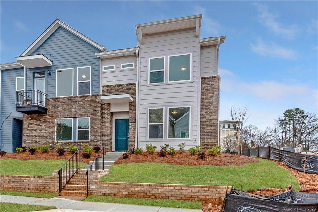 1424 Winding Stream Road #245, Charlotte, NC 28206 (#3543443) :: Roby Realty