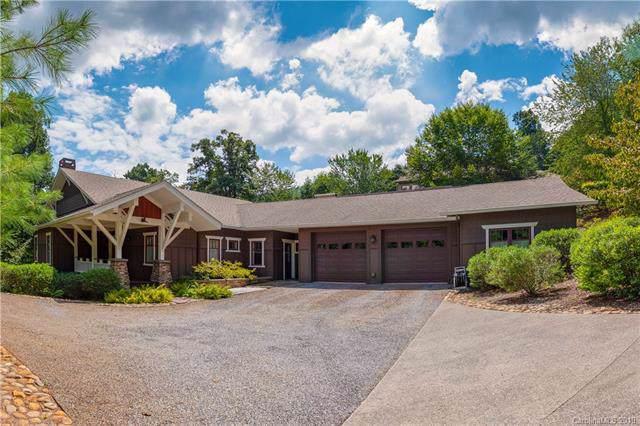 65 Ruffed Grouse Lane, Waynesville, NC 28786 (#3543464) :: Keller Williams Professionals