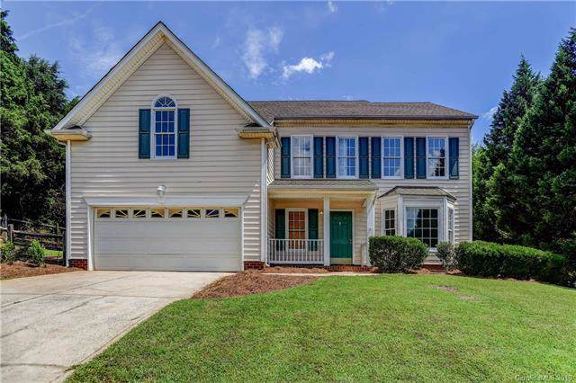 4811 Bridle Ridge Lane, Charlotte, NC 28269 (#3543537) :: Roby Realty