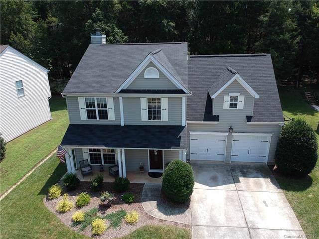 12625 Ivey Creek Drive, Charlotte, NC 28273 (#3543550) :: PropertyLab, Inc.