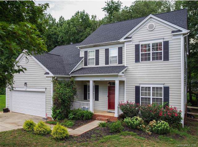 6603 Reedy Creek Road, Charlotte, NC 28215 (#3543551) :: Besecker Homes Team