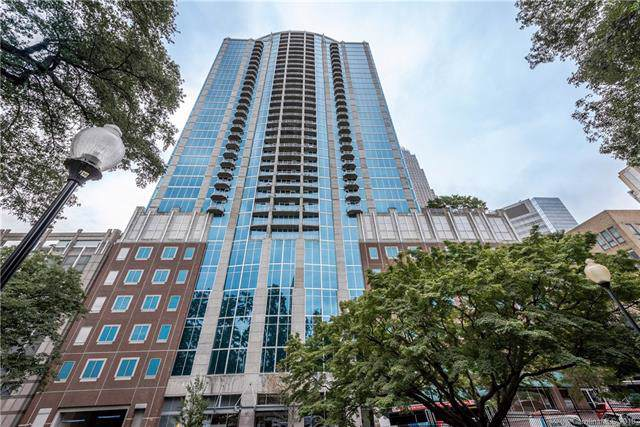 210 N Church Street #1115, Charlotte, NC 28202 (#3543563) :: Besecker Homes Team