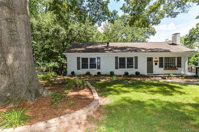 1933 Woodland Drive, Charlotte, NC 28205 (#3543590) :: PropertyLab, Inc.