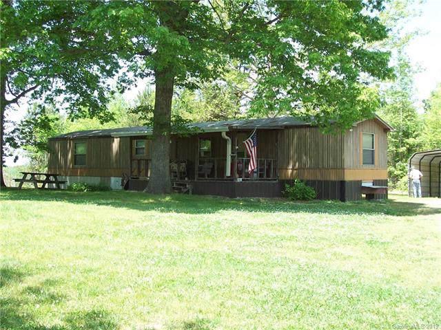 11120 Depot Road, Woodleaf, NC 27054 (#3543645) :: Francis Real Estate