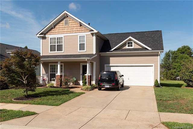 2027 Magna Lane, Indian Trail, NC 28079 (#3543656) :: The Andy Bovender Team