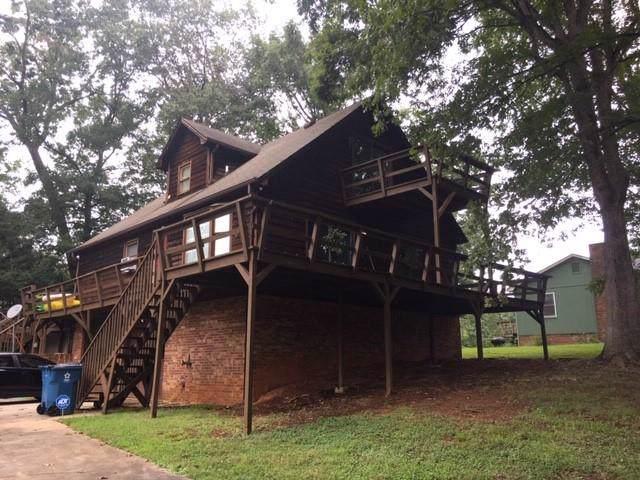 202 Red Oak Drive, Lenoir, NC 28645 (#3543692) :: Washburn Real Estate