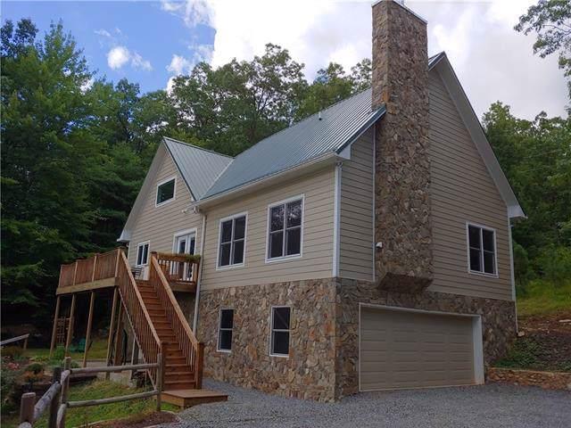1640 Mountain Vista Drive, McGrady, NC 28649 (#3543699) :: LePage Johnson Realty Group, LLC