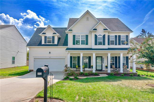 113 Louden Drive, Mooresville, NC 28115 (#3543712) :: Besecker Homes Team