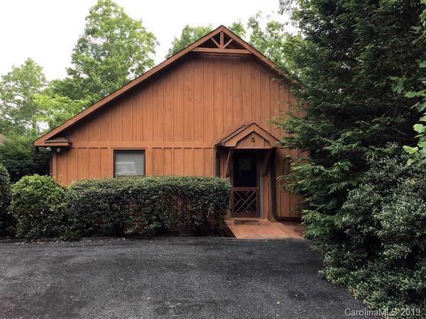 64 Chalet Court #5, Mill Spring, NC 28756 (#3543719) :: Carver Pressley, REALTORS®