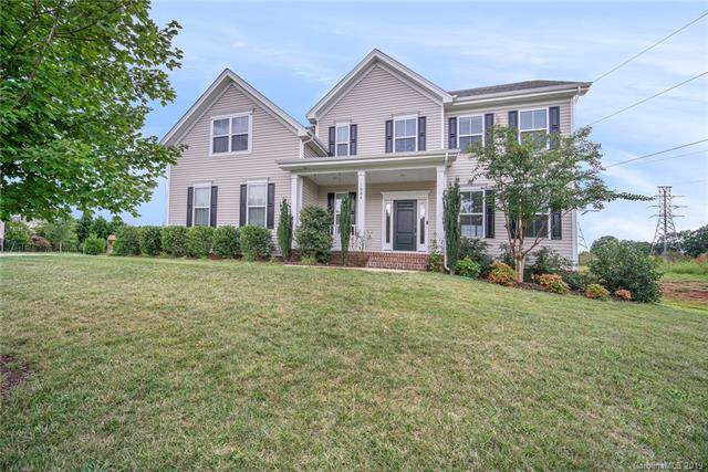 1004 Hawker Road, Matthews, NC 28104 (#3543741) :: The Andy Bovender Team
