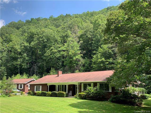 634 Turkey Creek Road, Pisgah Forest, NC 28768 (#3543742) :: Carlyle Properties