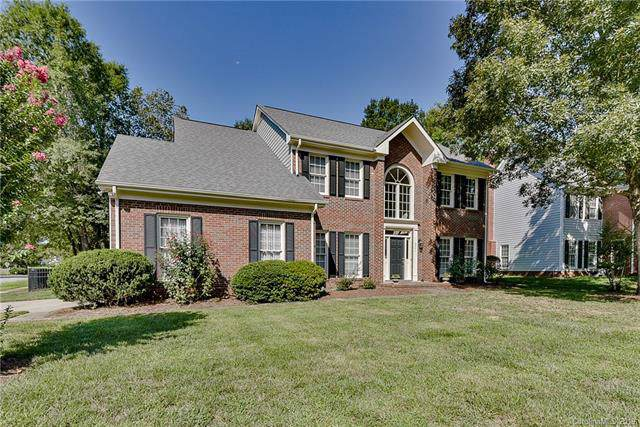 6501 Mimosa Street, Indian Trail, NC 28079 (#3543827) :: Homes Charlotte