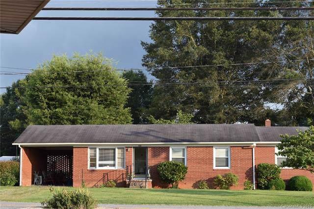733 7TH Street SW, Taylorsville, NC 28681 (#3543855) :: Rinehart Realty