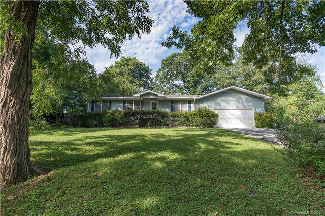 2031 Evergreen Drive, Hendersonville, NC 28792 (#3543899) :: Keller Williams Professionals
