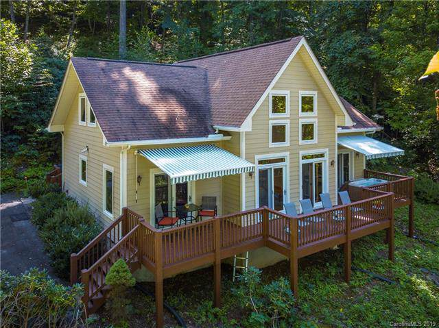 398 Sanctuary Road, Maggie Valley, NC 28751 (#3543934) :: Robert Greene Real Estate, Inc.
