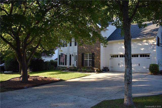 9109 Pine Springs Court, Huntersville, NC 28078 (#3543936) :: LePage Johnson Realty Group, LLC
