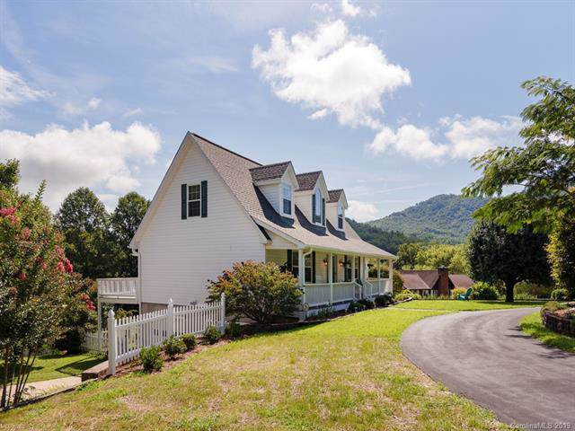 23 Shadow Valley Drive, Hendersonville, NC 28739 (#3543953) :: Keller Williams Professionals