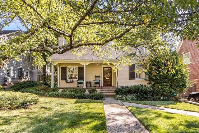 209 Wales Avenue, Charlotte, NC 28209 (#3543970) :: Scarlett Real Estate