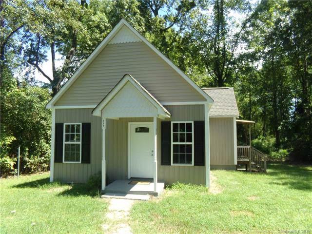 214 N Pine Street, Pageland, SC 29728 (#3543987) :: Homes Charlotte