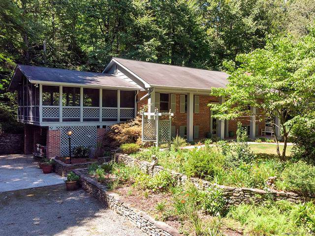 780 Hart Road, Pisgah Forest, NC 28768 (#3544040) :: Carlyle Properties