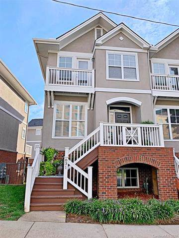 831 W 4th Street, Charlotte, NC 28202 (#3544113) :: Homes Charlotte