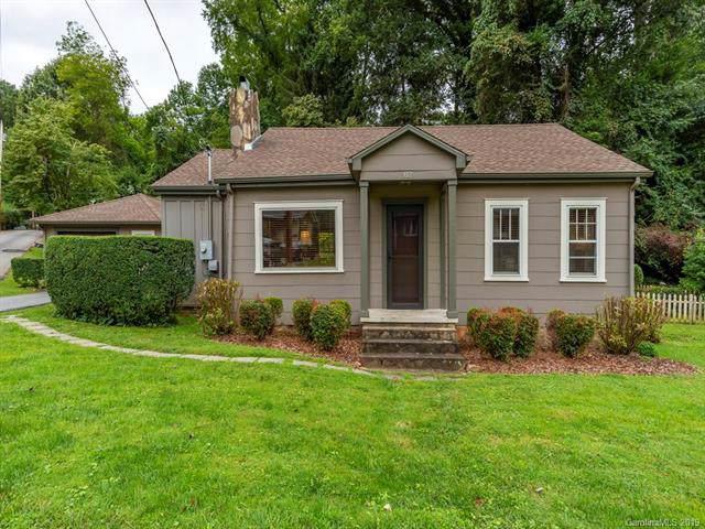 82 E Marshall Street, Waynesville, NC 28786 (#3544216) :: Rinehart Realty